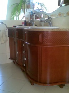 fürdőszoba szekrény