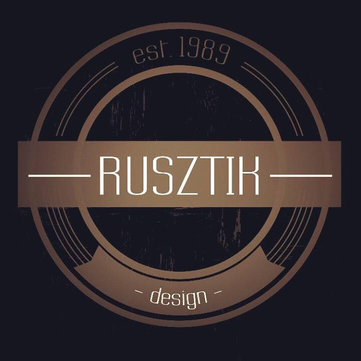 Rusztik Design logo