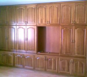 nappali szekrénysor